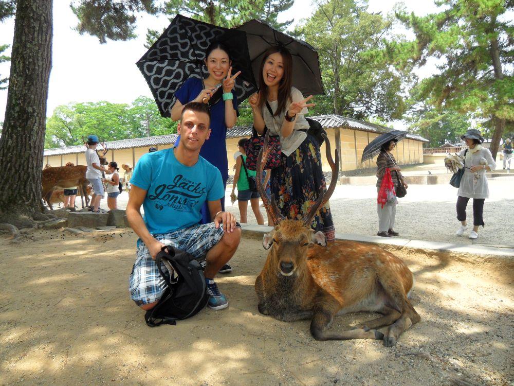 Ausflug nach Nara