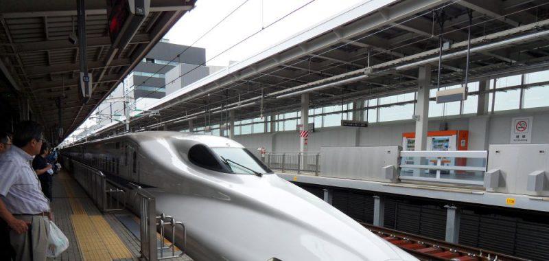 Wechsel nach Nagoya