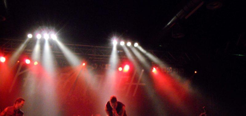 Papa Roach Konzert