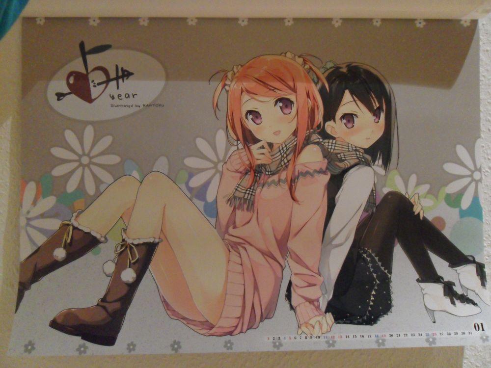 カントク Wandkalender 2014