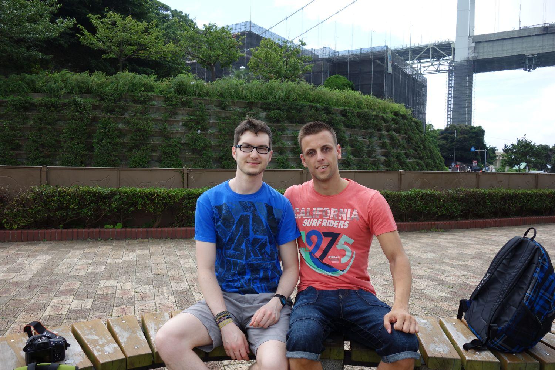 Sven und Andre <3