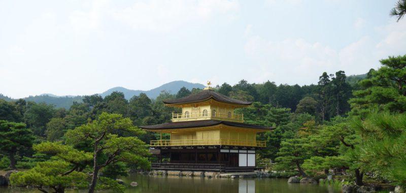 Tempeltour durch Kyôto