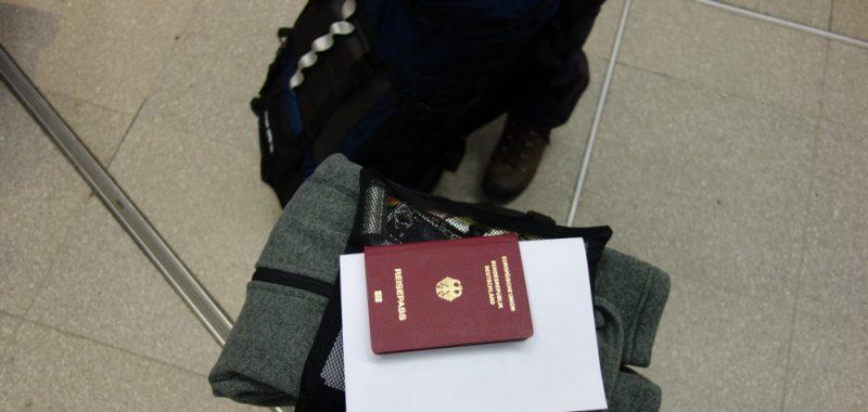 Tag 1: Anreise Kathmandu