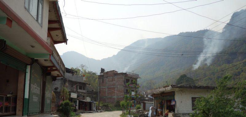 Tag 3: Besisahar – Bhulbhule