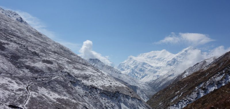 Tag 12: Yak Kharka – Thorong Phedi [Base Camp]