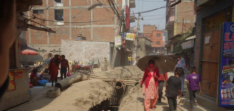 Tag 23: Kathmandu – Teil 1/2 – Monkey Temple