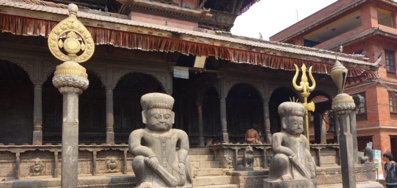 Tag 23: Kathmandu – Teil 2/2 – Pashupatinath Tempel
