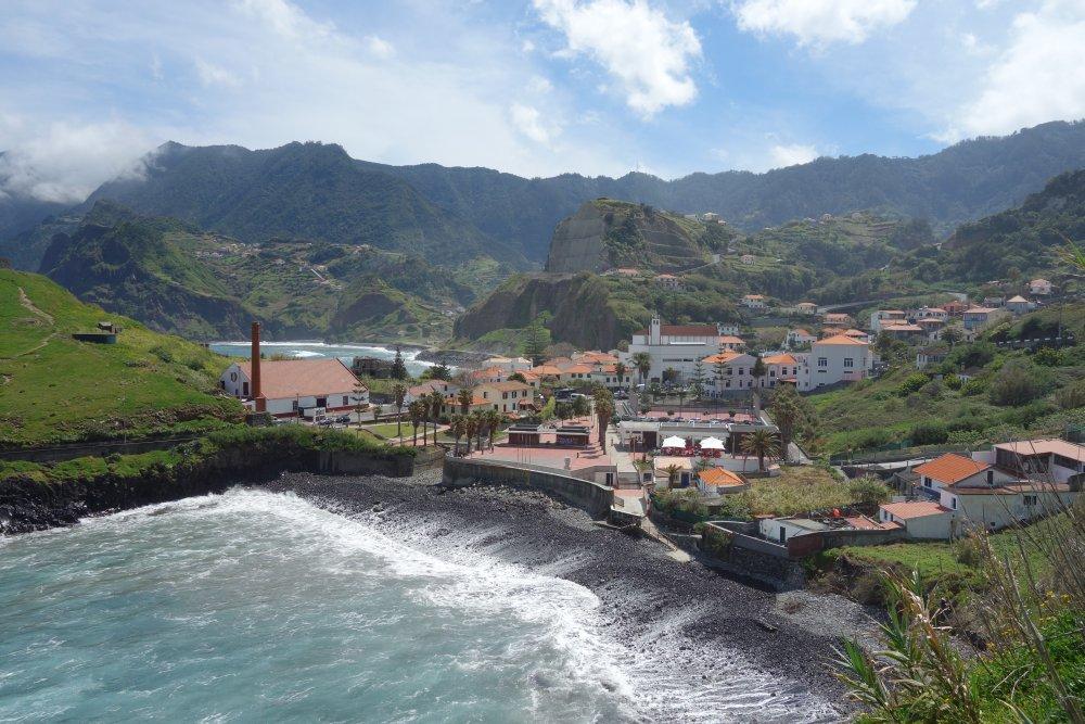 Porto da Cruz Panorama