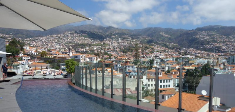 Tag 9: Luxus in Funchal