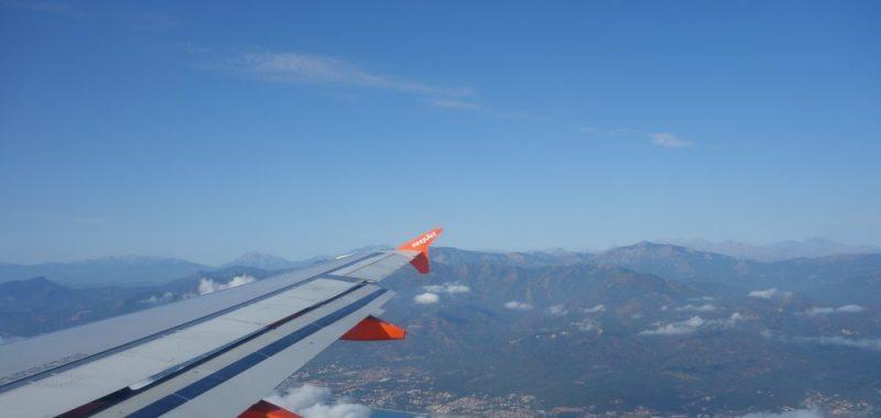 Tag 1: Anreise nach Conca (Startpunkt GR20)