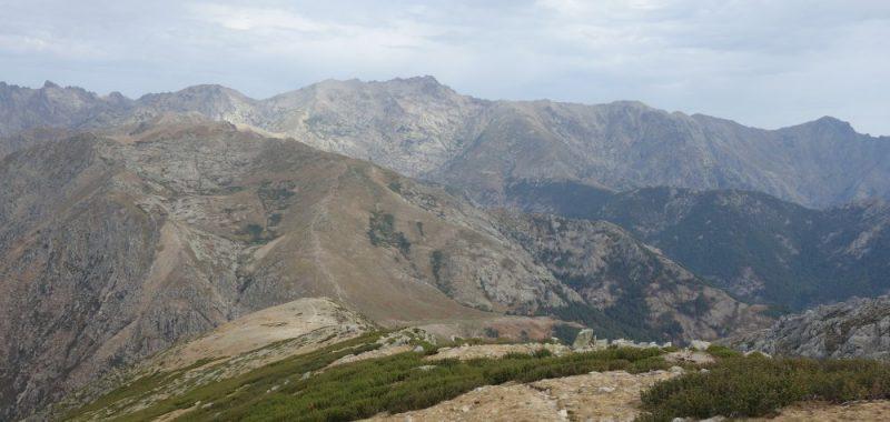 Tag 8: Vizzavona – Refuge de l'Onda