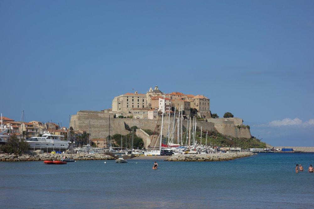 Zitadelle in Calvi