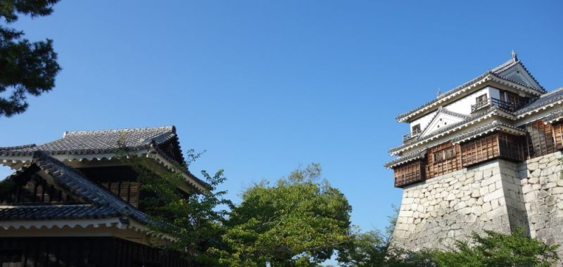 Tag 4: Burg Matsuyama & Mitsuhama Hanabi Taikai