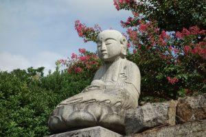 Tempeltour in Utazu