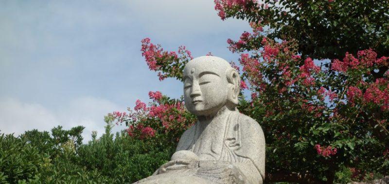 Tag 11: Tempeltour in Utazu & Berg Aonoyama