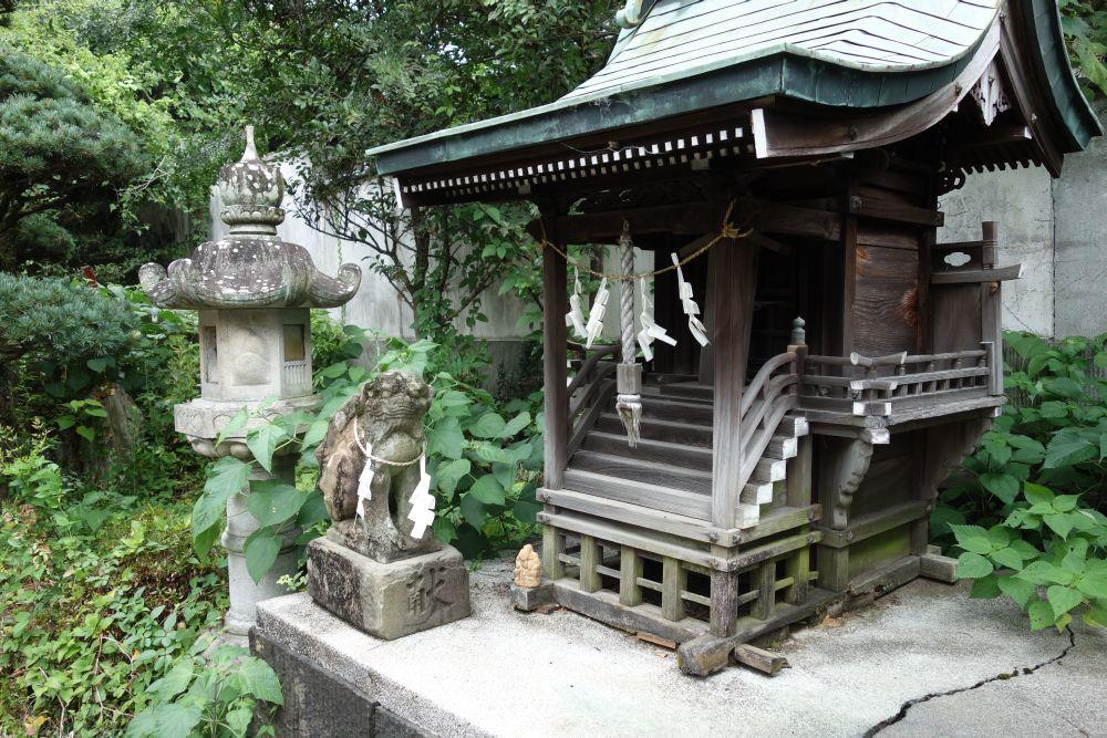 Tempel in Tokushima