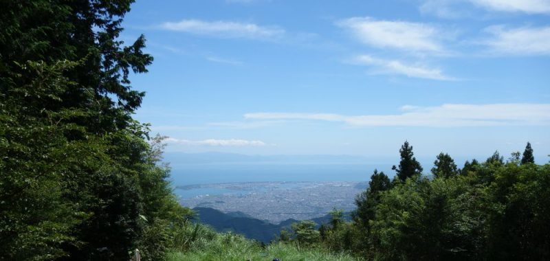 Tag 17: Besteigung Berg Ryuso