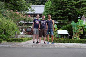 Foto vor dem Seikenji