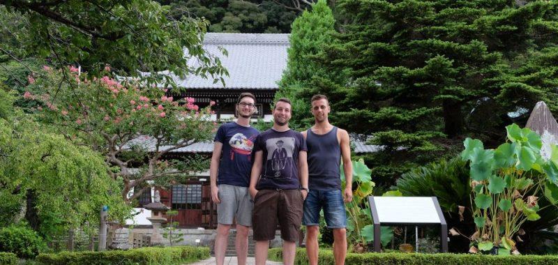 Tag 15: Spaziergang durch Shizuoka