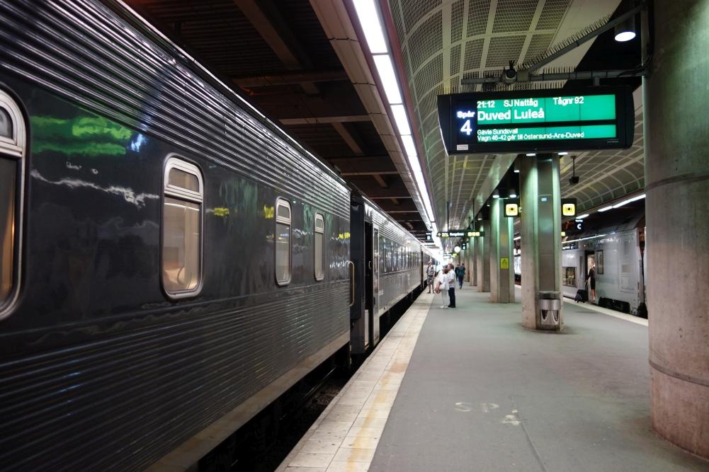 Zug nach Storlien