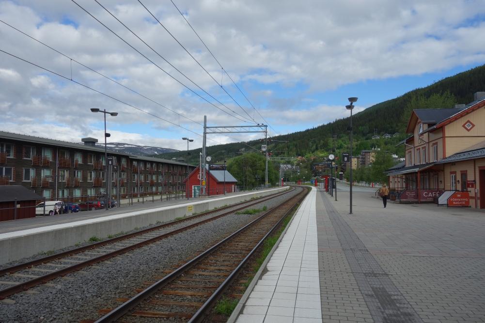 Bahnhof Åre