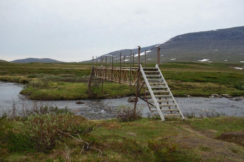 Interessante Brückenkonstruktionen