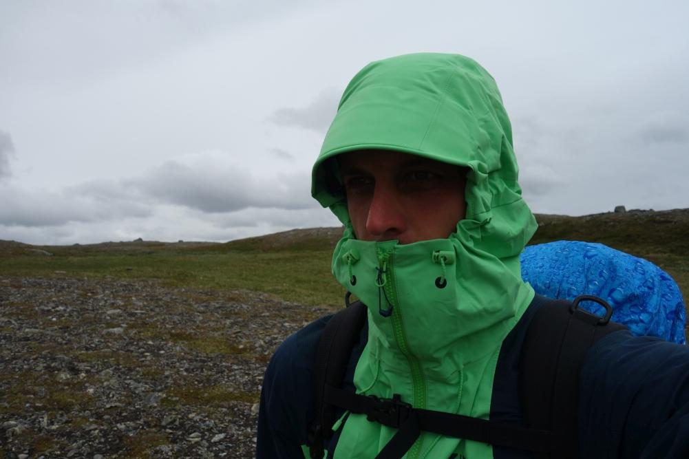 Unterwegs bei Wind und Wetter
