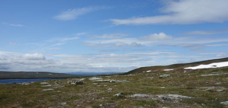 Tag 5: Berghütte Fältjägaren – Långbrottstugan