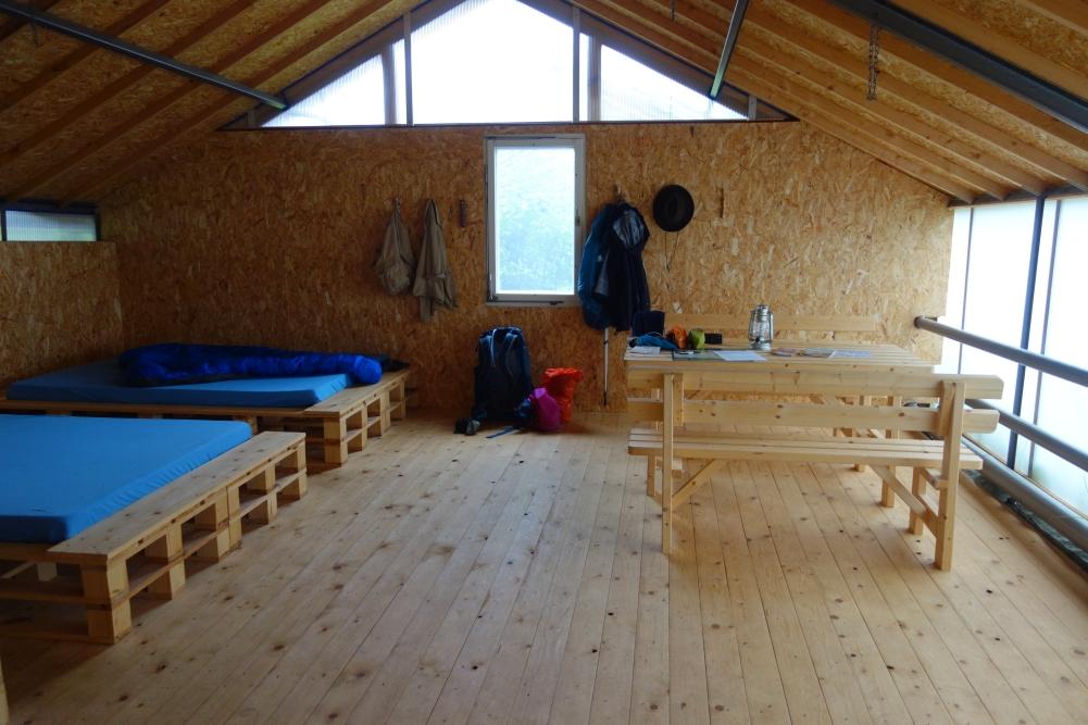 Trekkinghütte