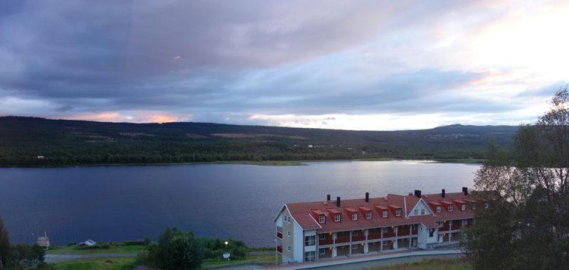 Tag 1: Anreise nach Funäsdalen