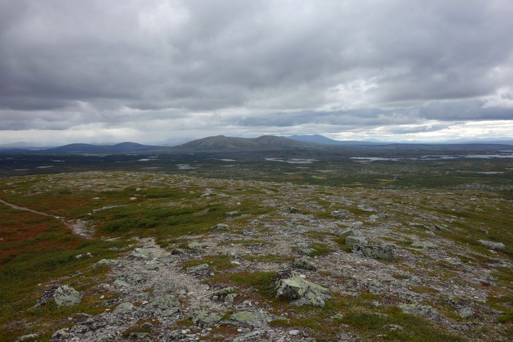 Rogen Naturreservat Panorama
