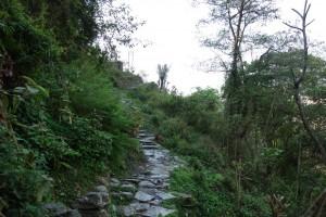 2016-04-08 Nepal - Tikedungha - Pokhara