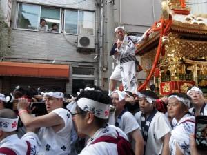Tenjin Matsuri - 2. Tag